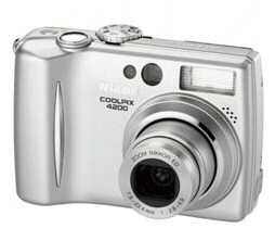 Nikon Coolpix 4200 - 4MP