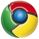 Staré logo Chrome