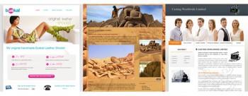 Webové stránky v inPage