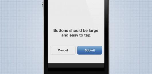 Časté chyby při vývoji pro mobilní zařízení