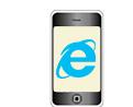 mobilní internet explorer