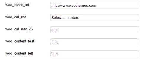 Zbytečné záznamy v databázi.