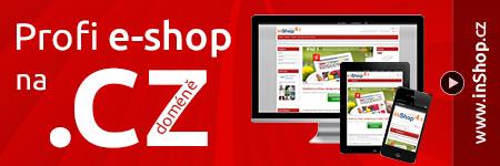 Internetový obchod na inShop.cz