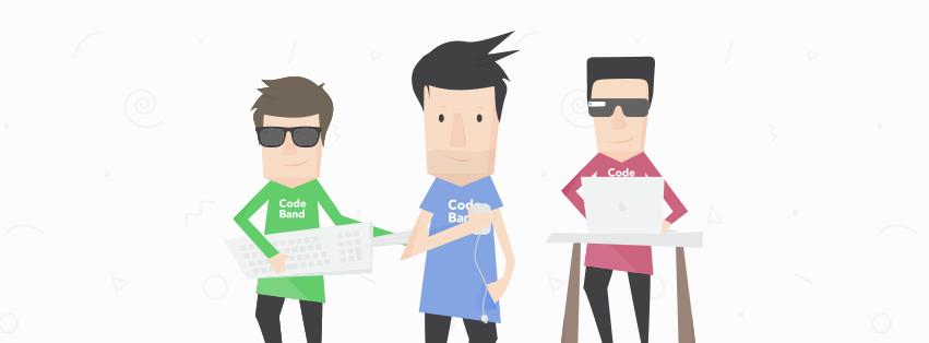 Code_Band_ilustrace