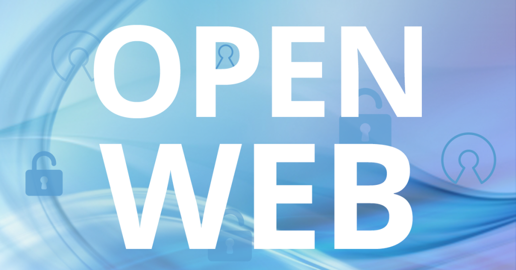 open web