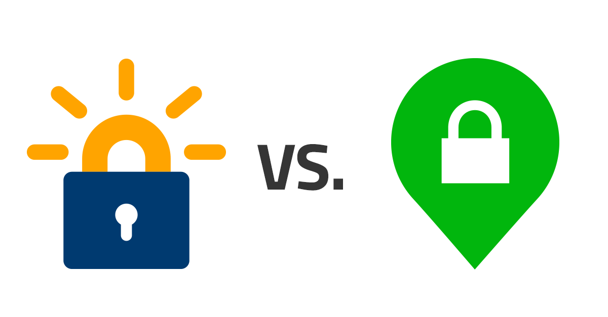 lets encrypt vs basic DV