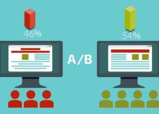 A/b testování